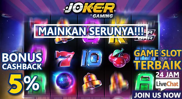 Daftar Slot Joker Sbobet