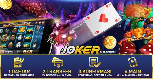Aplikasi Joker368 Android